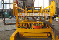 qm4-45 concrete block making machine