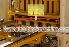 qt615 concrete block machine